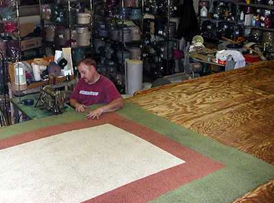Who Is Carpet Binding Services 301 773 1334